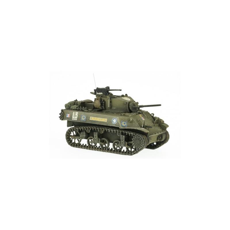 """Stuart M5A3 """"LAURAGUAIS"""" GTL (Groupement Tactique Langlade) - H0"""