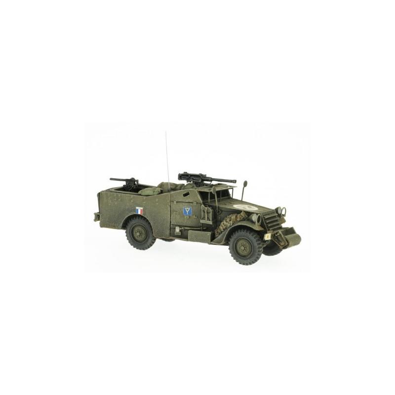 """Scout-Car M3A1 """"NIEUPORT"""" - H0"""