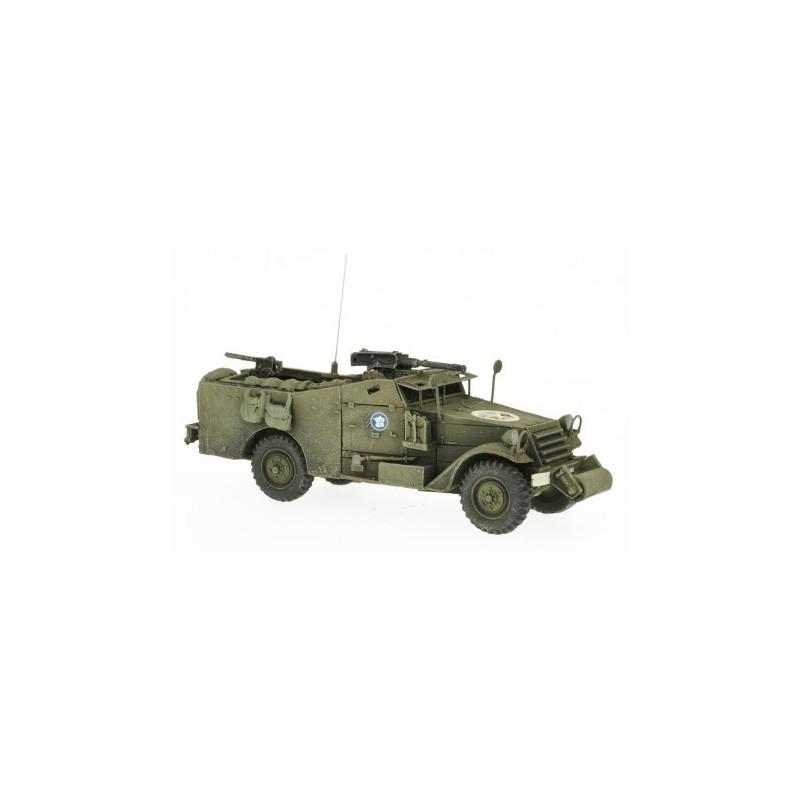 Scout-Car M3A1 - H0