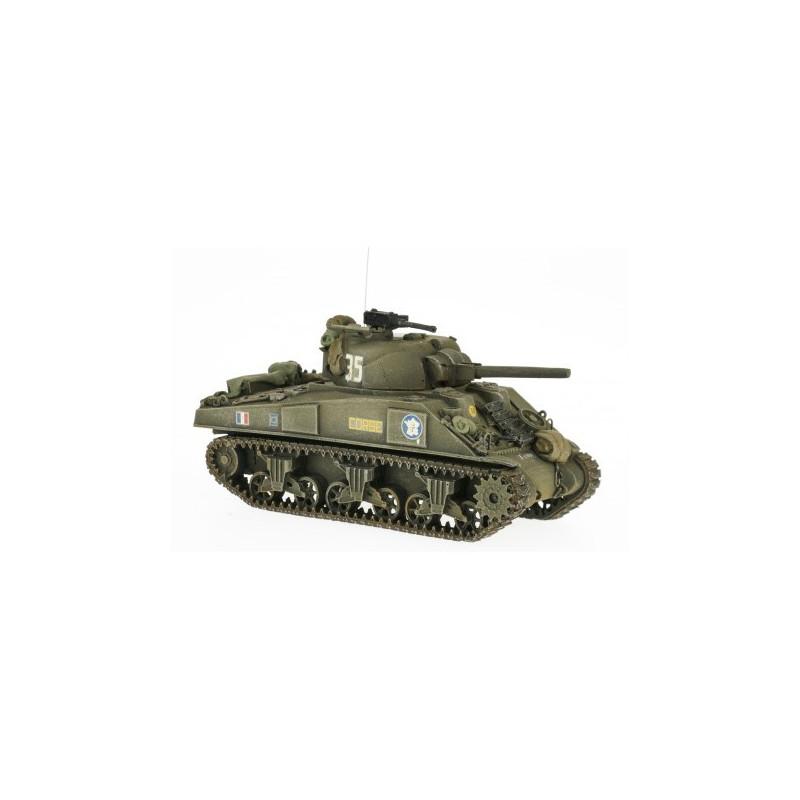 """Sherman M4A2 """"CORSE"""" 12RCA 2ESC - H0"""