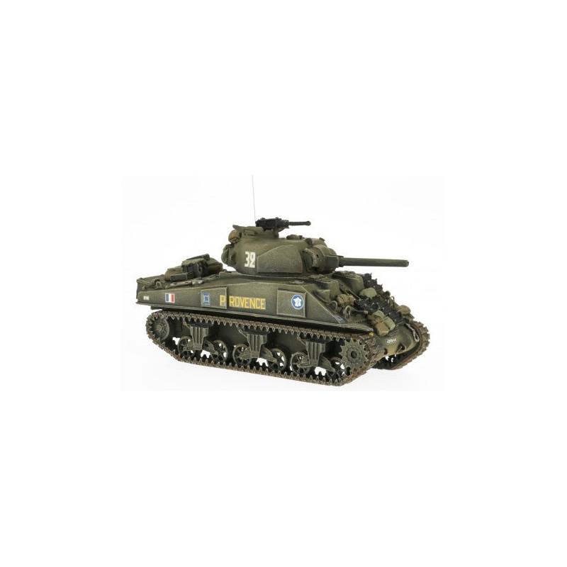 """Sherman M4A2 """"PROVENCE"""" 12RCA 2ESC - H0"""