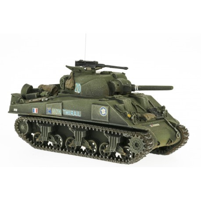 """Sherman M4A2 """"TARENTAISE"""" 12RCA 2ESC - H0"""