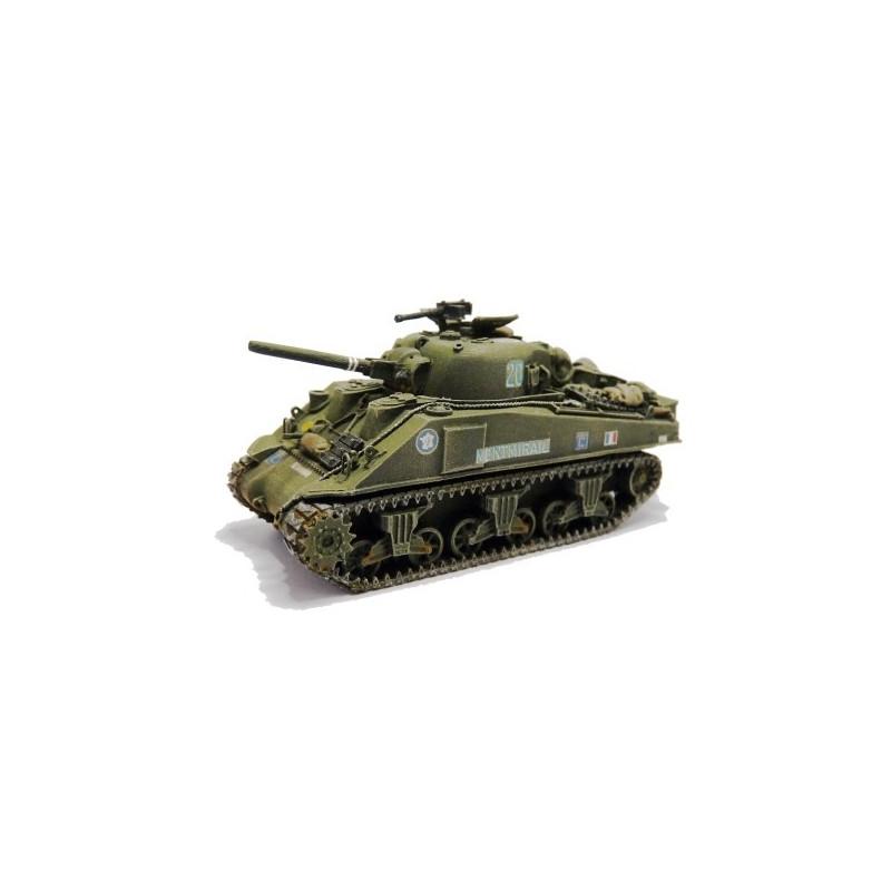 """Sherman M4A2 """"MONTMIRAIL""""  501RCC  2ESC - H0"""