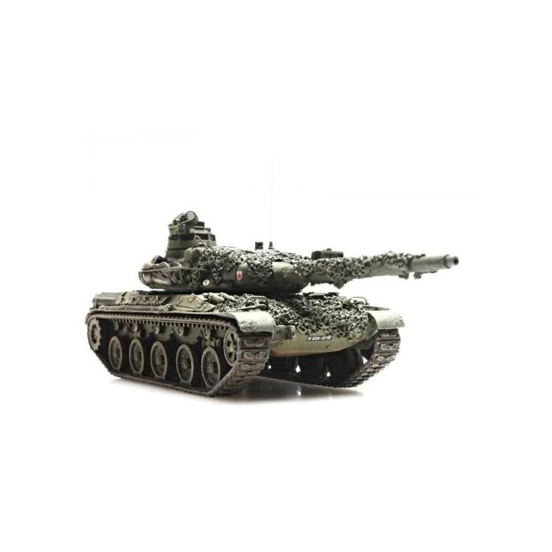 """AMX 30B - 1 DB - 6ème Dragons - 1er ESC """"NORMANDIE"""" - N°113 - époque III - H0"""