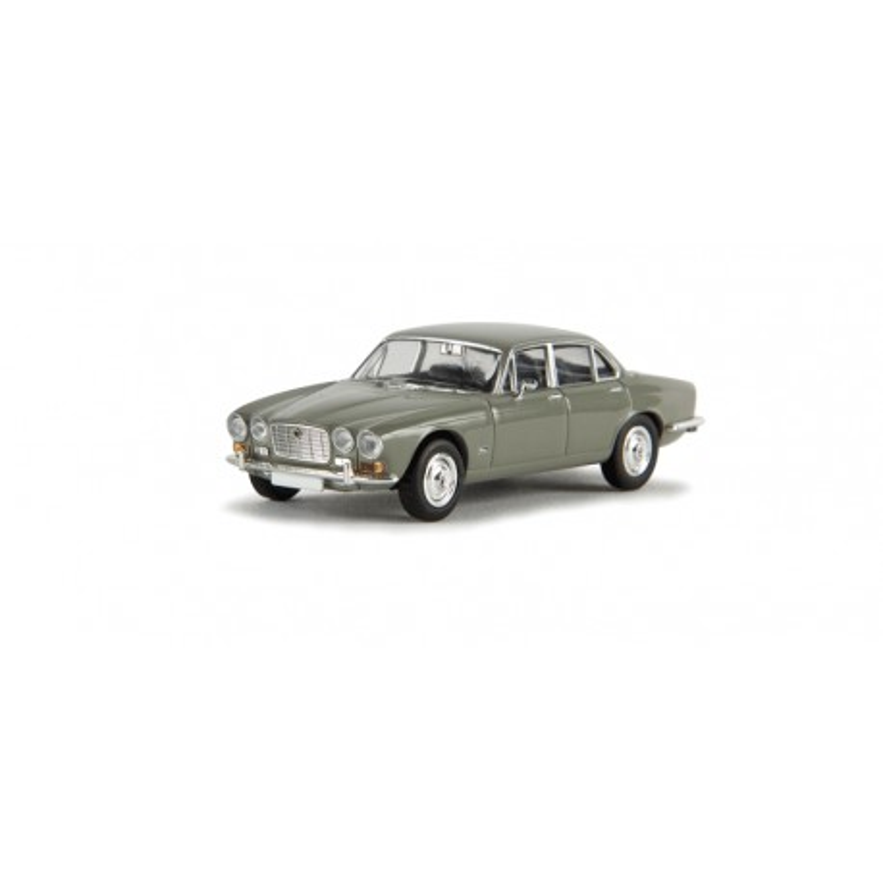 Jaguar XJ6 grise - H0