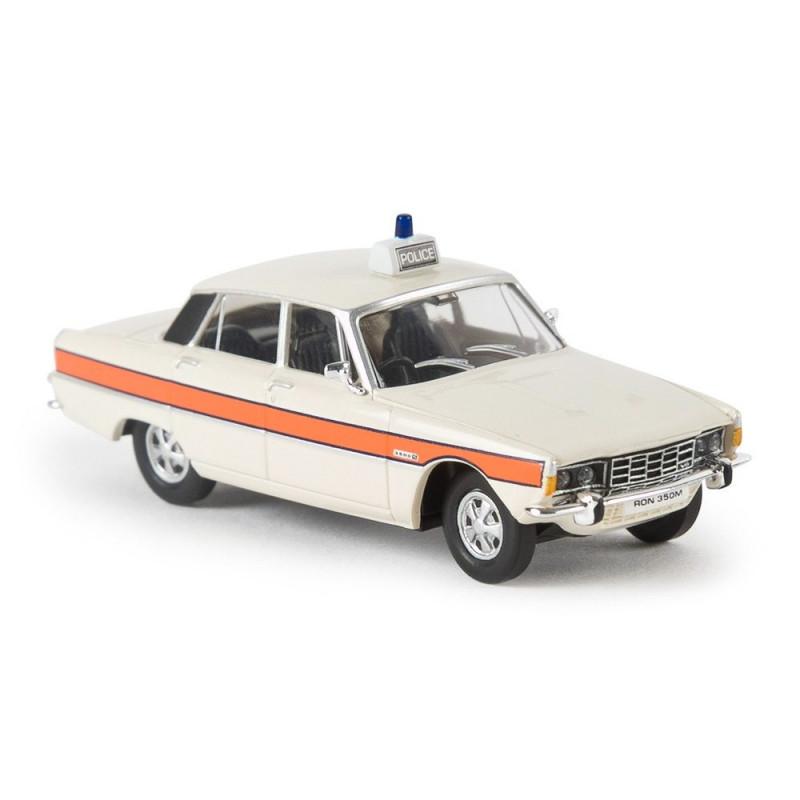 Rover P6 limousine police britannique - H0