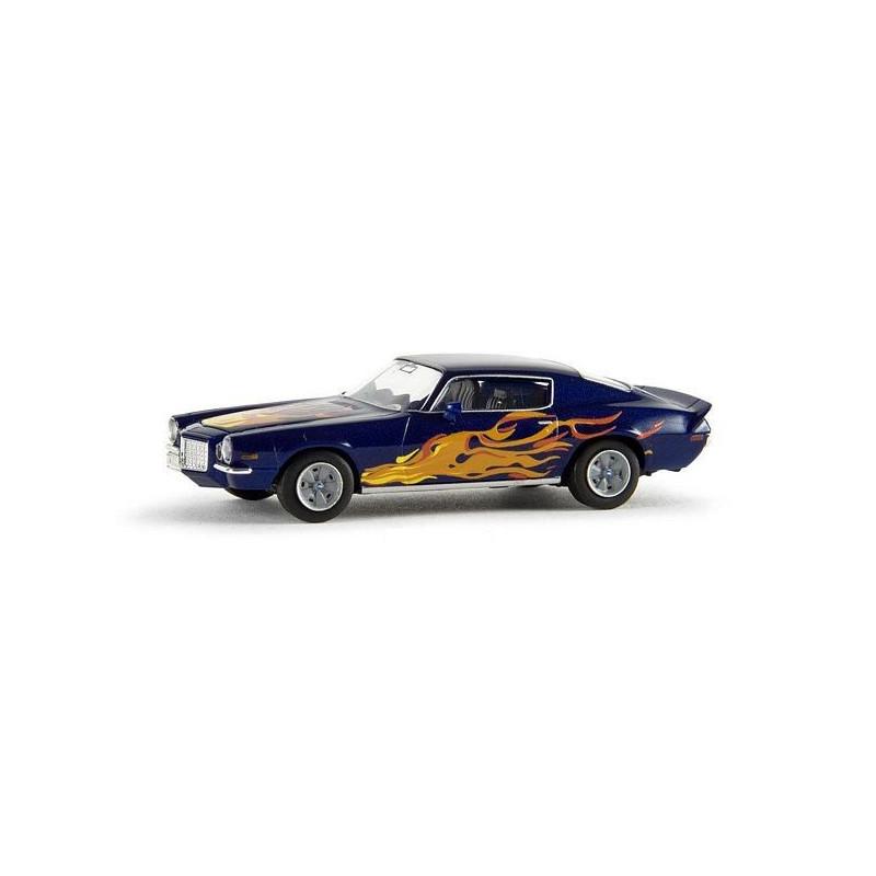 Chevrolet Camaro flammes - H0