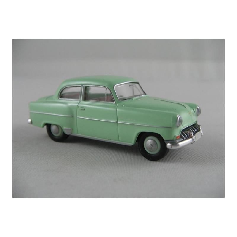 Opel Olympia Rekord 1953 verte - H0