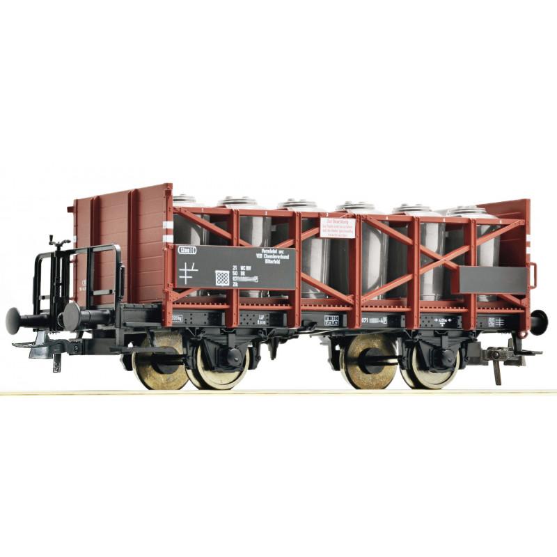 Wagon de transport d'acide de type Zik