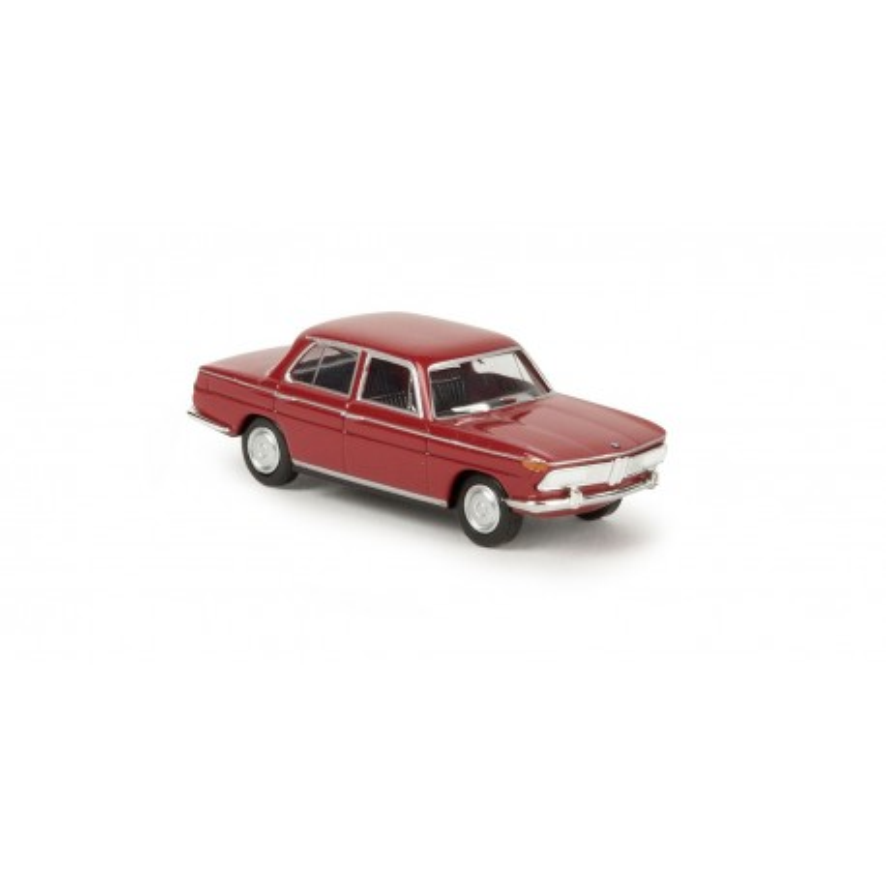 BMW 2000 rouge - H0