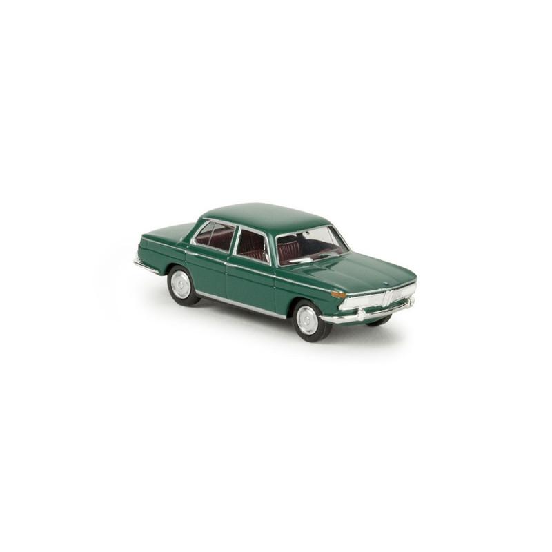 BMW 2000 vert émeraude - H0