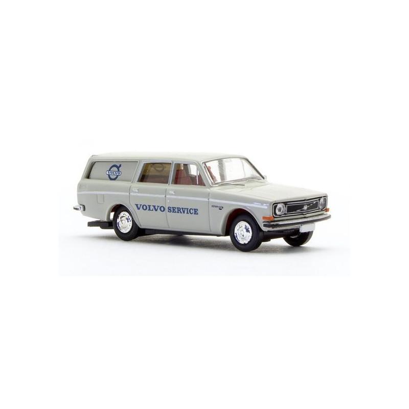 Volvo 145 break enseigne Volvo Service - H0