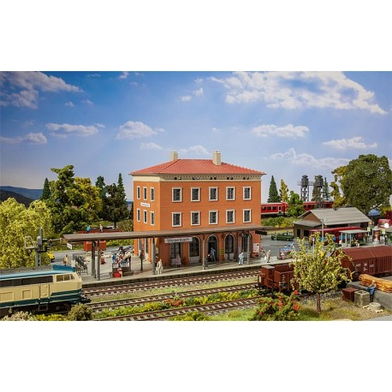 Gare bavaroise de Weisenbach