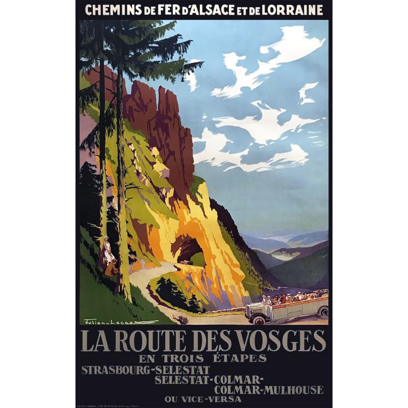 La route des Vosges