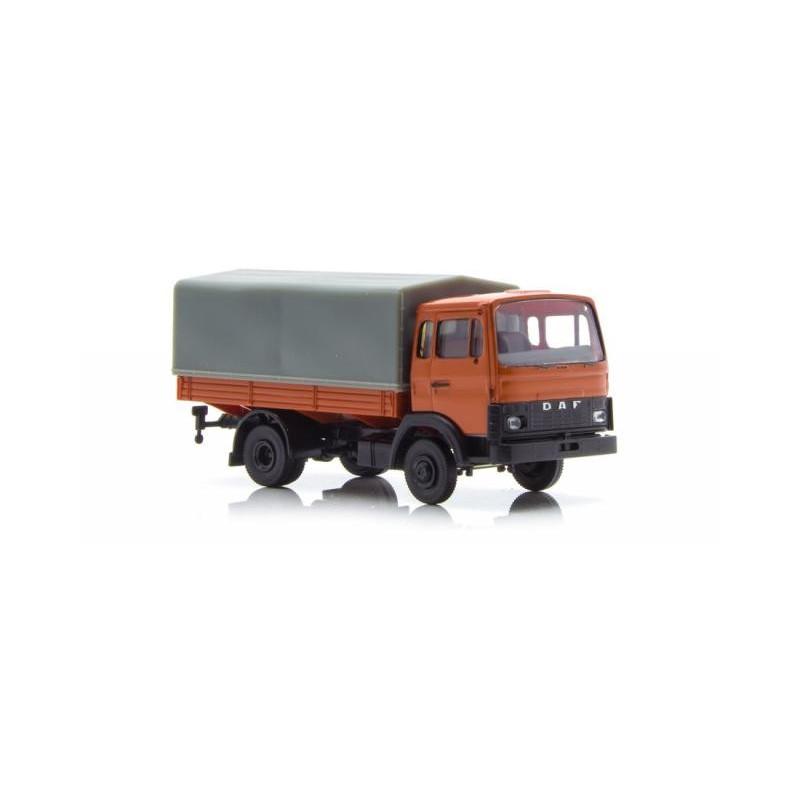 DAF 900 P/P orange - H0