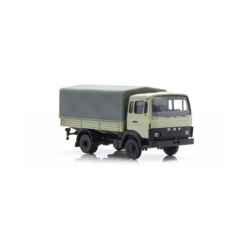 DAF 900 P/P gris - H0