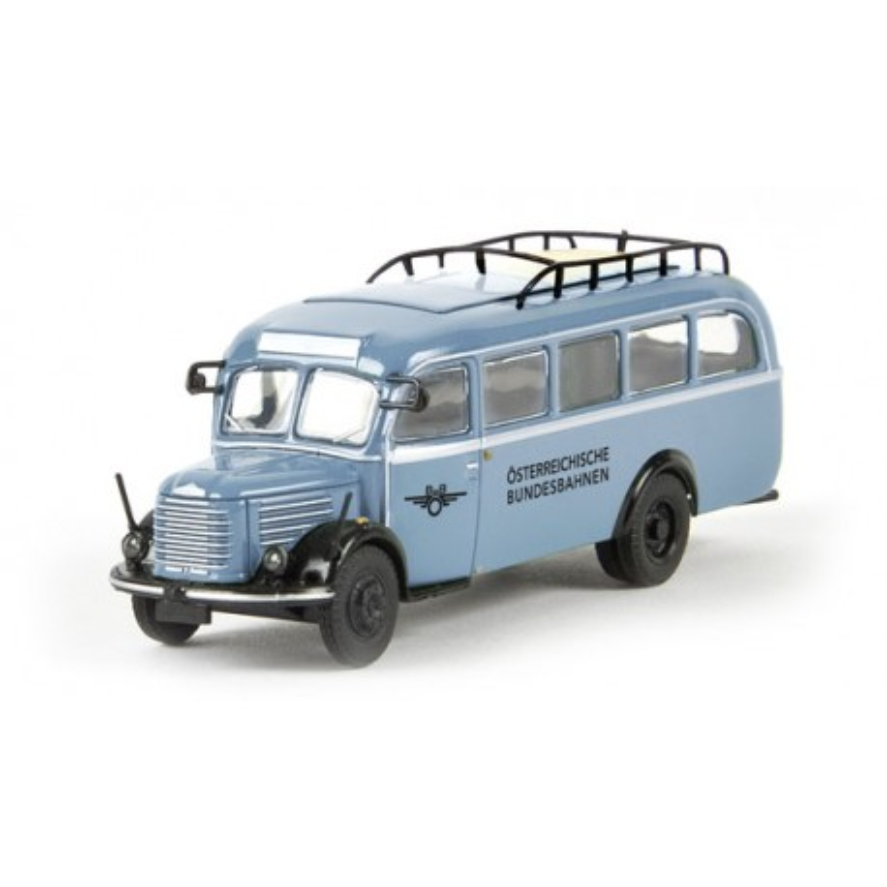 Bus Steyr 380 II - époque III - H0