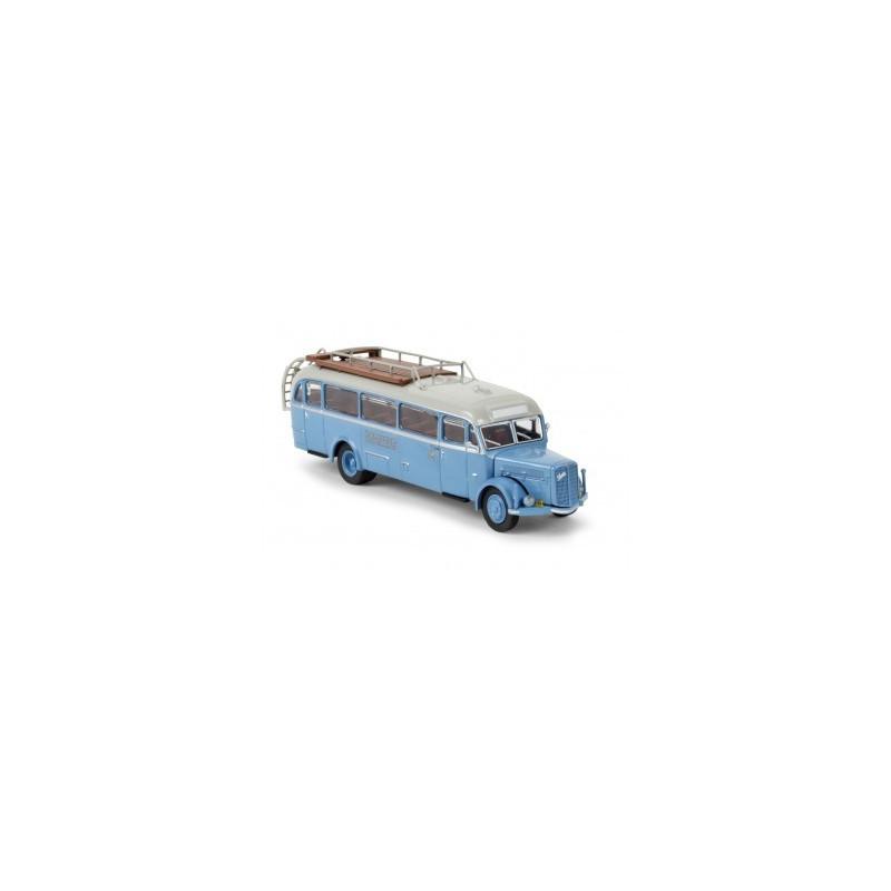 Autocar Saurer BT 4500 - époque III - H0