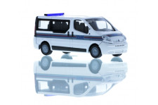 Renault Trafic Douanes