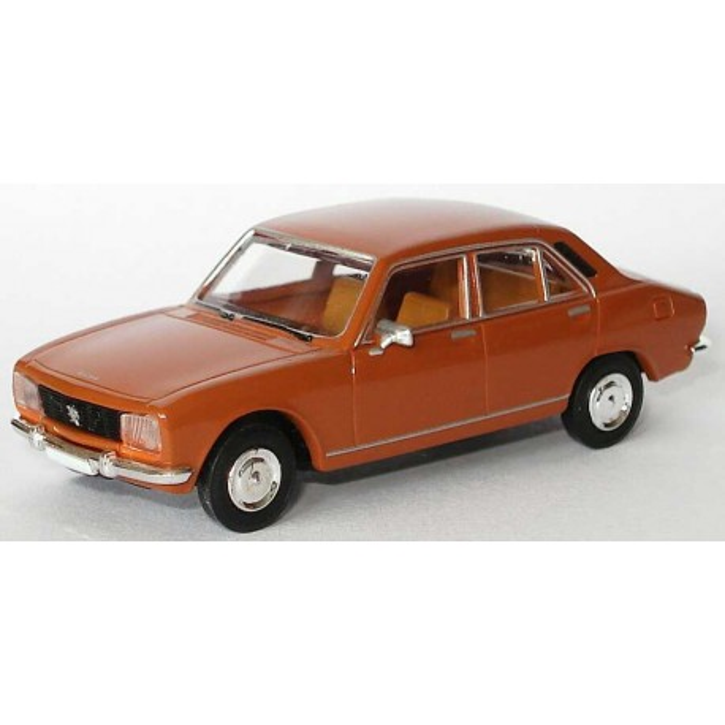 504 brun orange - H0