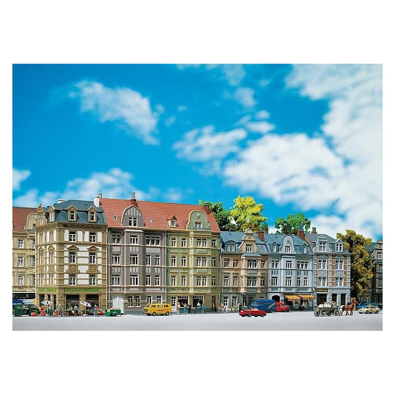 Rangée d'immeubles urbains Goethestraße