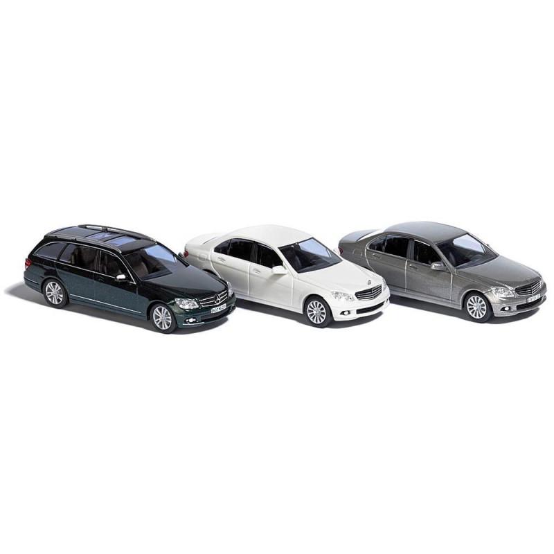 Véhicules Mercedes  x3 - H0