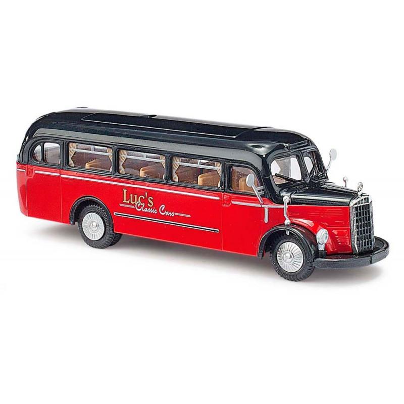 Autocar MB O-3500 - H0