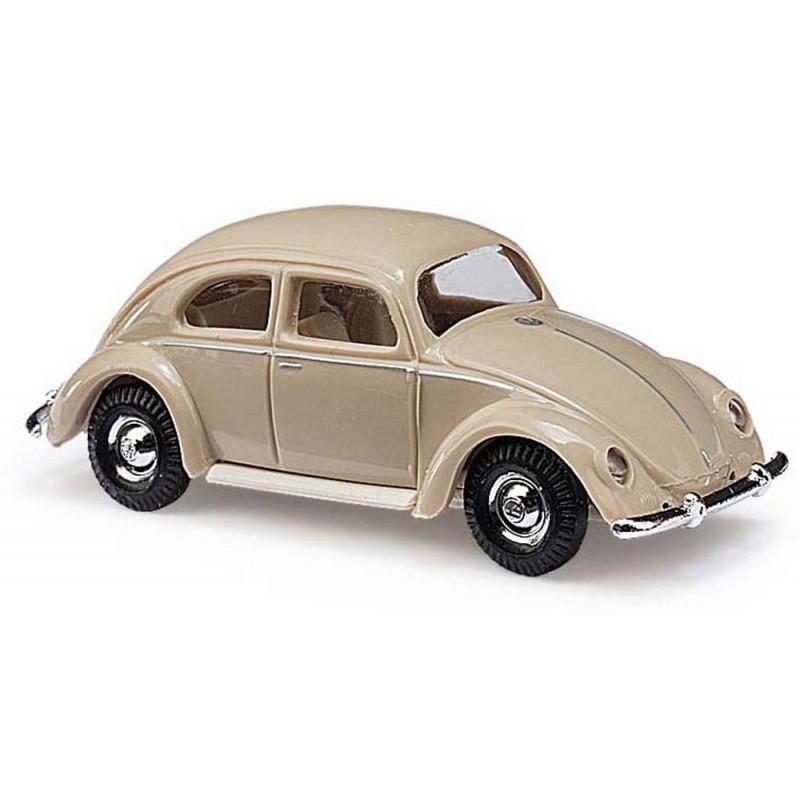 VW Coccinelle 1951 beige - H0
