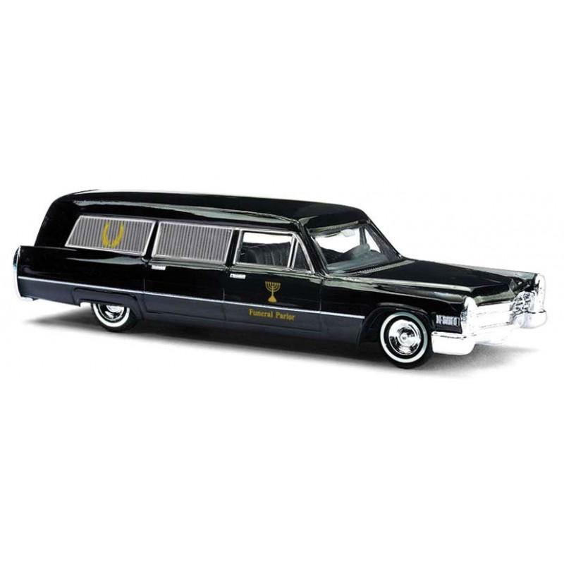 Cadillac corbillard - H0