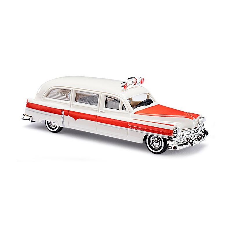 Cadillac Station Wagon ambulance - H0