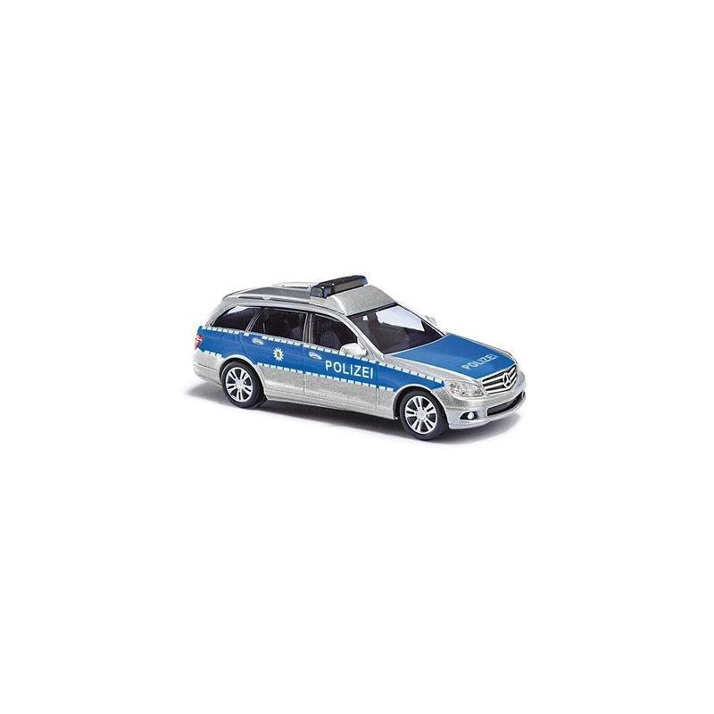 Mercedes Benz C-Klasse T »Polizei-Baden-Württemberg - H0