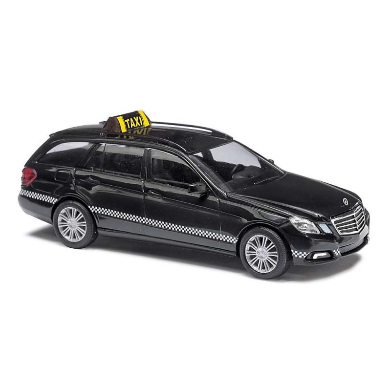 Mercedes Benz Classe E Modèle T Taxi - H0