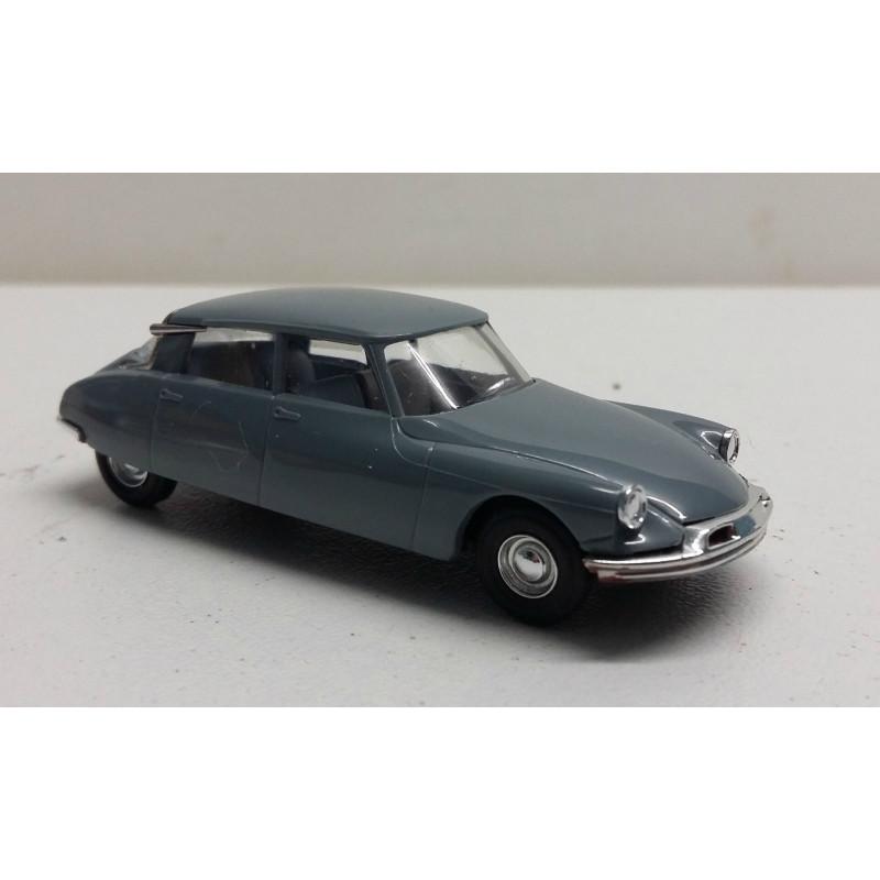Citroën DS 19 1955 grise - H0