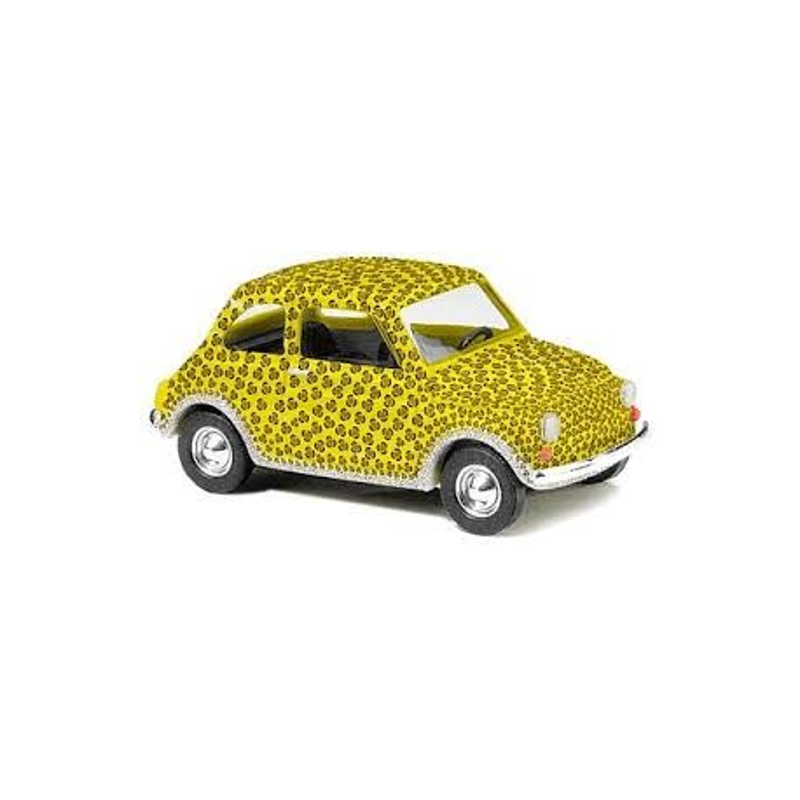 "Fiat 500 ""Léopard"" - H0"