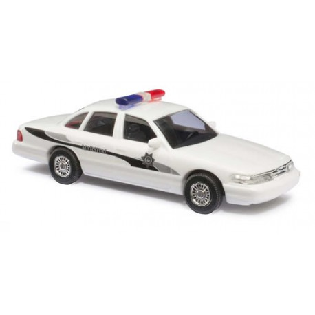 """Ford Crown Victoria """"Marshal"""" - H0"""