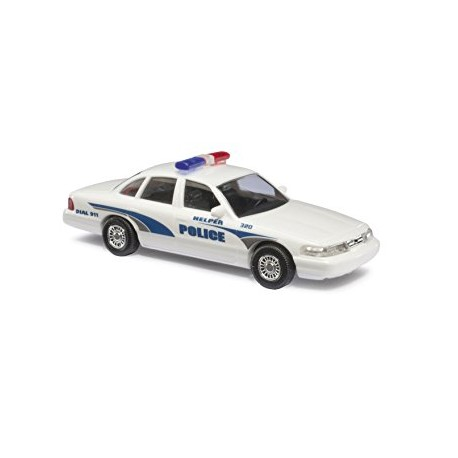 "Ford Crown Victoria ""Helper Police"" - H0"