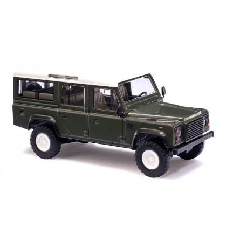 Land Rover Defender vert - H0