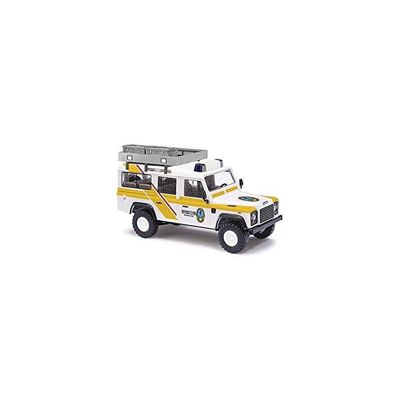 """Land Rover Defender """"Bergrettung Sexten"""" - H0"""
