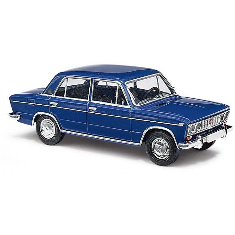 Lada 1500 bleue - H0