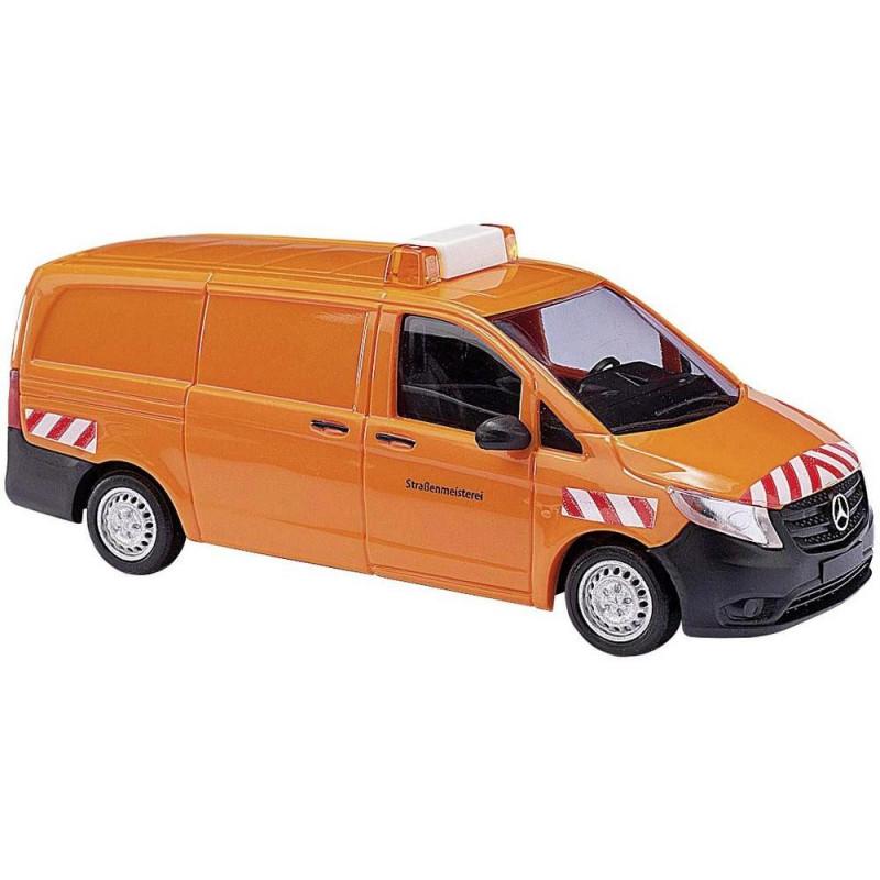 Mercedes Benz Vito - orange - H0