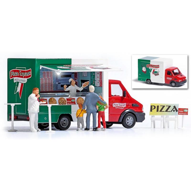 Marchand de pizzas - H0