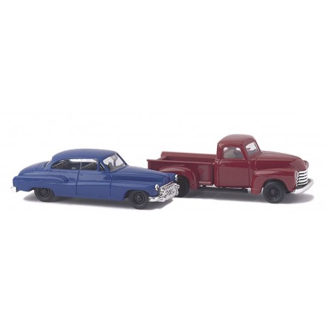 Chevrolet Pick-up und Buick '50 - N