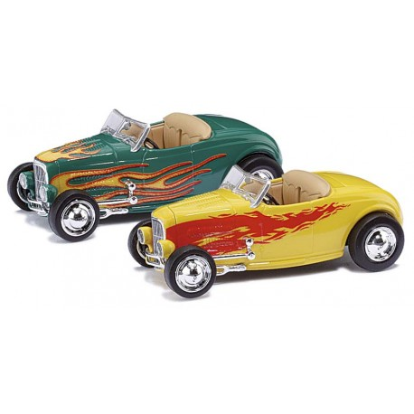 Ford Roadster Hot Rod - H0