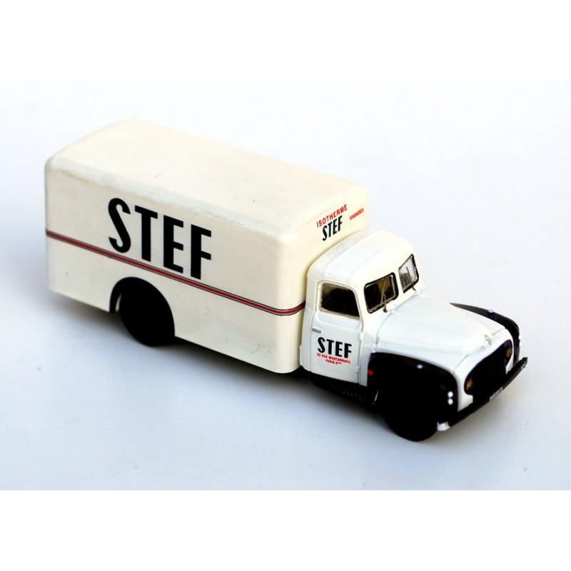 """Citroën type 55 fourgon - enseigne """"STEF"""" - H0"""