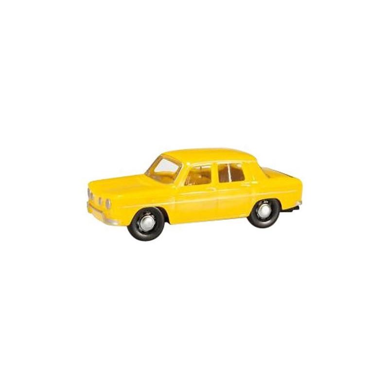 R8 Gordini - jaune - H0