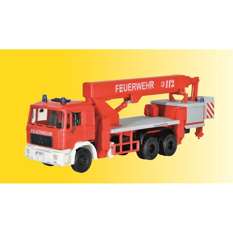 Camion nacelle MAN 27322 DF - à monter - H0