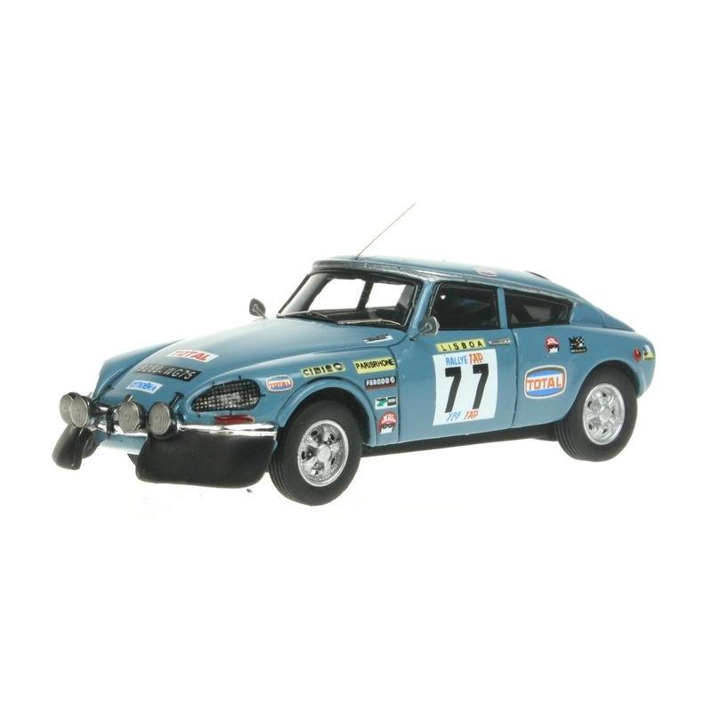 "Citroën DS 21 Rallye ""TAP"" 1972 - H0"
