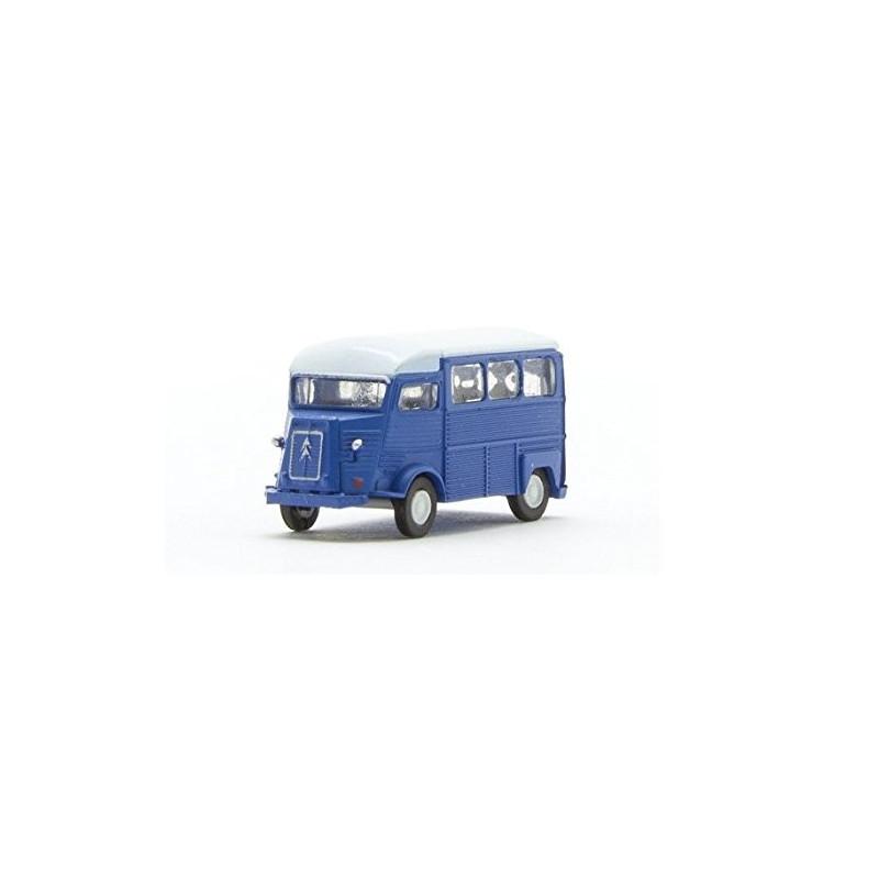 Citroën HY Tube minibus - bleu - N