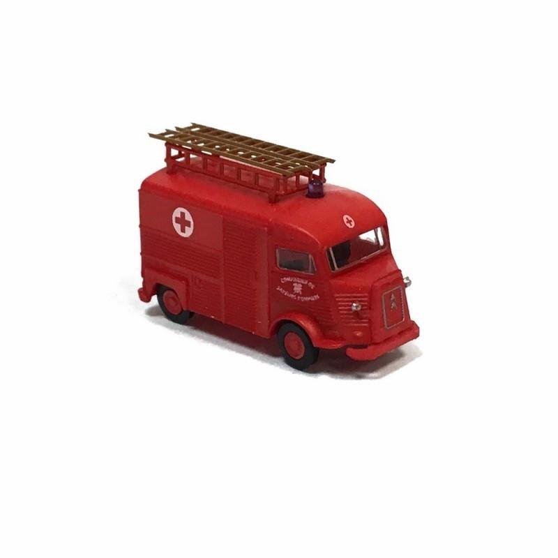 Citroën HY Tube Pompiers - N
