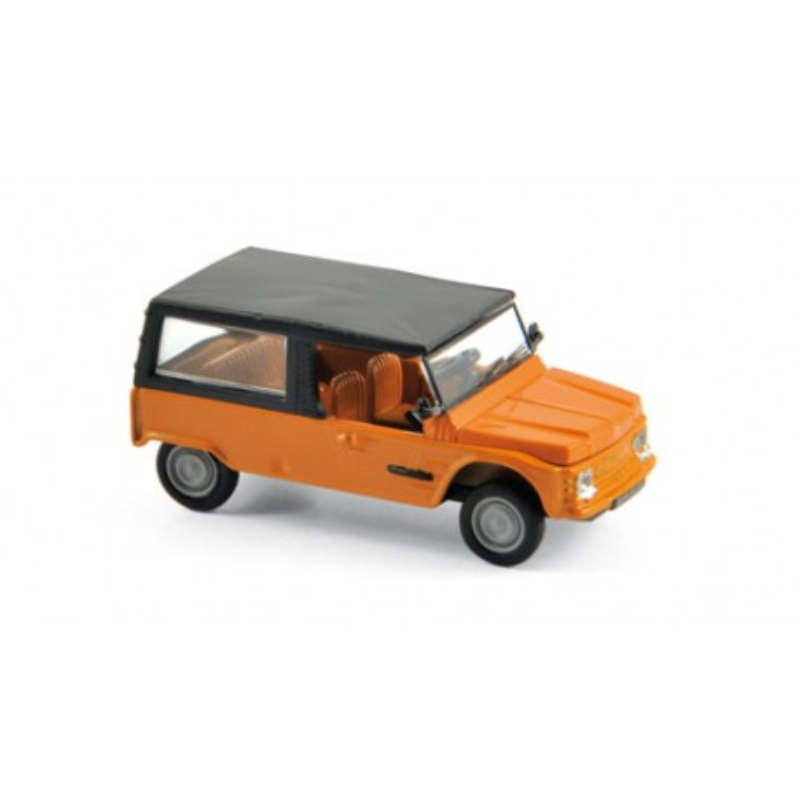 Citroën Méhari Kirghiz orange - 1983 - H0